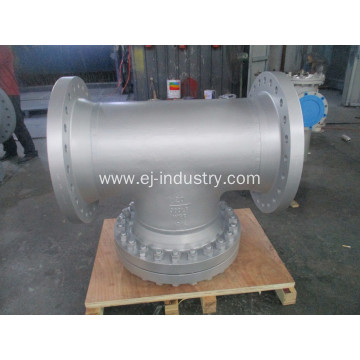 "20""-300LB Welded TEE Strainer"