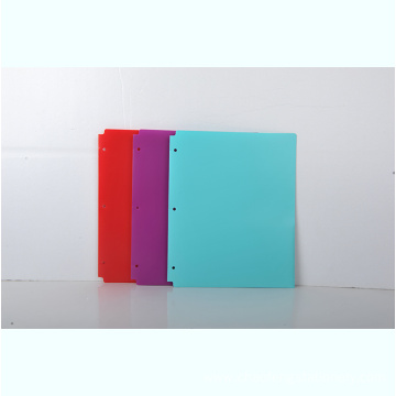 Portable file package student plastic file box