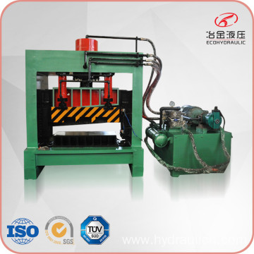 Square Sheet Hydraulic Metal Gantry Shearing Machine