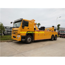 SINOTRUK 25T 10 Wheel Telescopic Crane Trucks