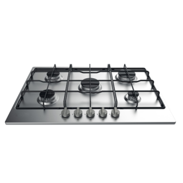 Kitchen Indesit Gas Hobs 730cm Stainless Steel