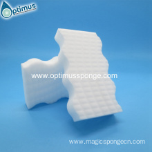 white magic kitchen cleaning sponge white high density sponge