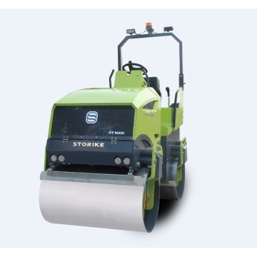 ST2600 Steamroller road construction machine