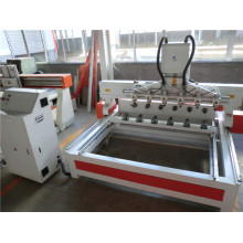 Multi-Heads Rotary CNC Router