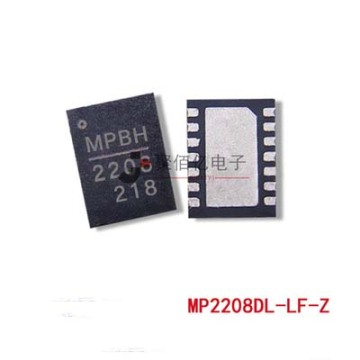 5PCS/LOT MP2208DL-LF-Z MP2208DL MP2208 QFN14 New original