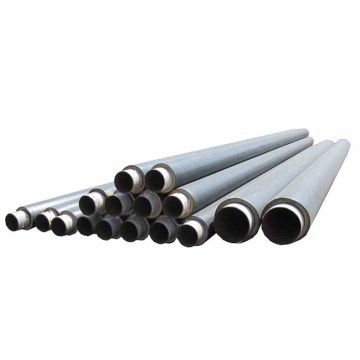 Polyurethane Insulated Steel Pipe