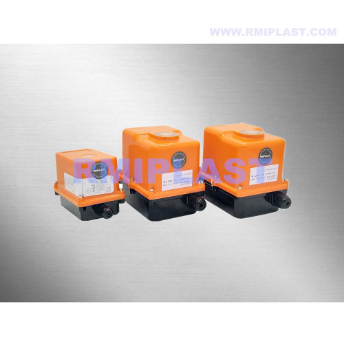 Plastic Shell Motorized Actuator Rotary Switch Type