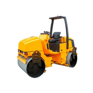 Full Hydraulic Double Drum Vibratory Road Roller
