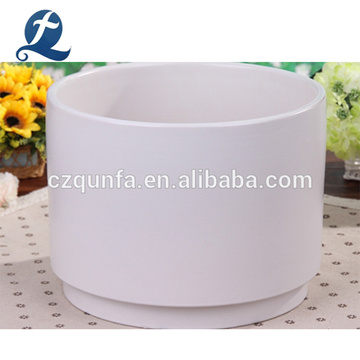 Round Ventilation Decorative Seeds Growing Planter Garden Pots