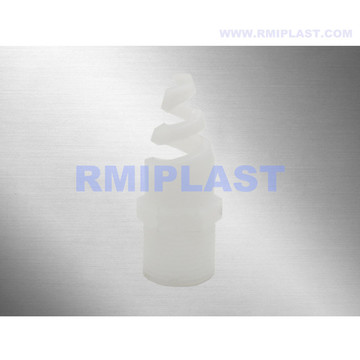 PVDF Spiral Nozzle For Anti Corrosion
