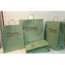 all print paper shopping bags wholesale