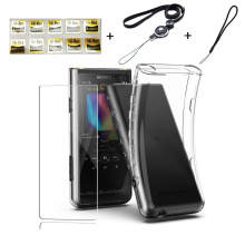 Soft Clear TPU Protective Skin Case Cover For Sony Walkman NW-ZX500 ZX505 ZX507