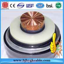 64/110(123)kv XLPE insulated power cable with KEMA Test Report