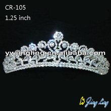 Rhinestone Hairband Wedding Tiaras CR-105