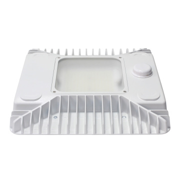 100W Led Sensor Canopy lights fixtures 5000K