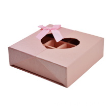 Custom Printed Chocolate Truffle Packaging Box With Windows