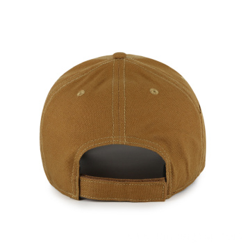 canvas baseball cap with tool pocket