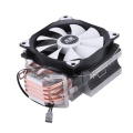 SNOWMAN MT-4 CPU Cooler Master 4 Direct Contact Heatpipes Freeze Tower Cooling System CPU Cooling Fan with PWM Fans