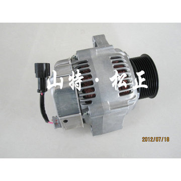 Sinotruk HOWO heavy truck 24V Alternator VG1500098058