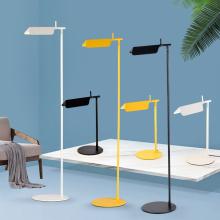 Nordic postmodern living room study bedroom simple modern macaron creative led table lamp floor lamp