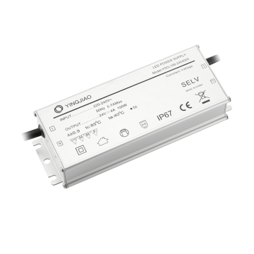 100W 12V/24V/36V/48V Constant Voltage IP67 LED Power Supply