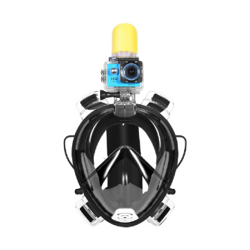 Good view Panoramic Anti Fog Snorkel Mask