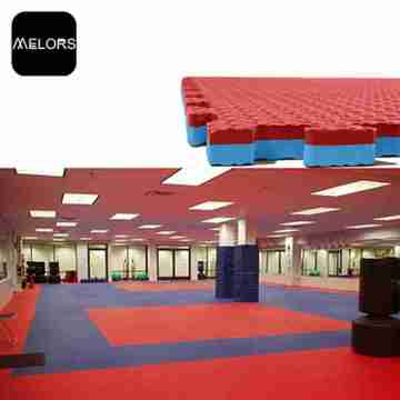 Melors Waterproof Judo Foam Floor Art Style Mat