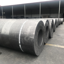 700mm Uhp graphite electrodes low ash higher resistivity