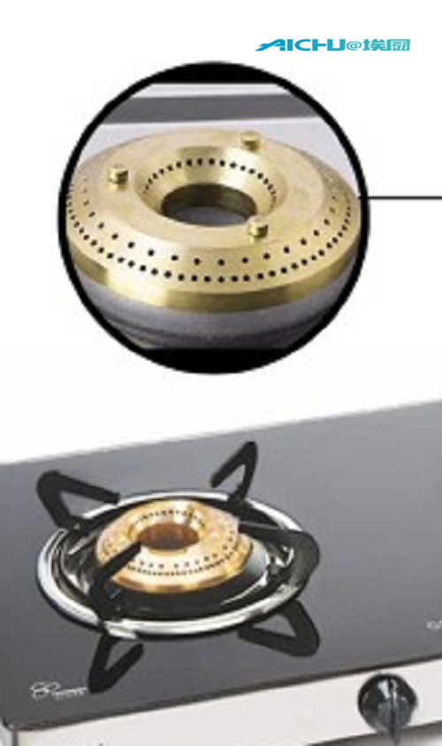 Ceramic Burner Cap Gas Stove