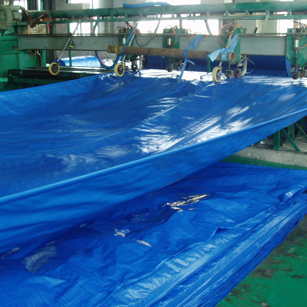 Light Duty Blue Poly Tarps