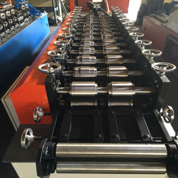 galvanized aluminum stud and track making machine