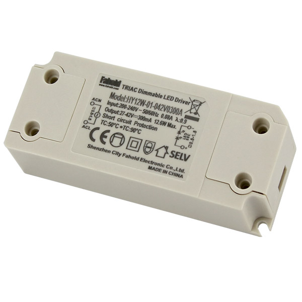 12W triac dimming driver