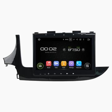 2017 Android 7.1.1 Car DVD Player Kanggo Opel MOKKA