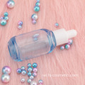 OEM/ODM high quality 15ML Blue essential oil bottle/squeeze dropper bottle with good price