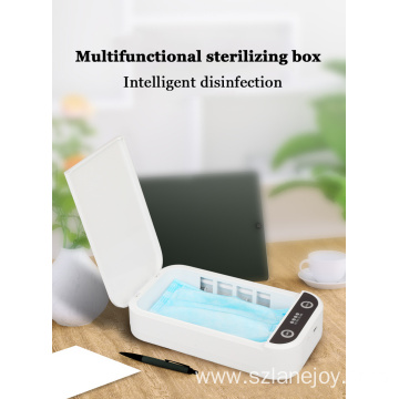Ultraviolet Light Lamp Sterilizer Disinfection Box