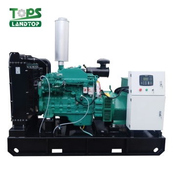 Low Price 50kva Yuchai Electric Diesel Generator Sales