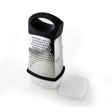 Kitchen Gadgets 4 sides grater with container