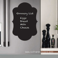 Custom Made Magnetic Chalkboards Price For Kitchen Fridge