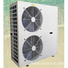 Home circulating heat pump
