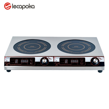 2 Plate Induction Cooker