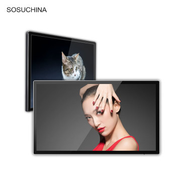 wall mounted advertising player advertising lcd panel 42