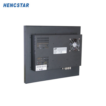 12.1 Inch Industrial LCD CCTV Monitor