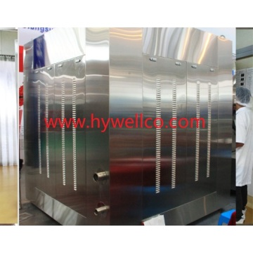 Microwave Revolving Vacuum Drying Machine