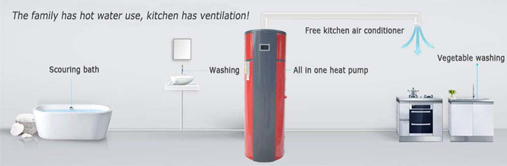Hybrid Hot Water Heater