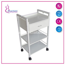 Premium Locking Rolling Trolley Cart With Drawer