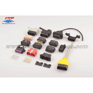 16 Pin OBD Connector