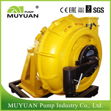 Wear Resistant Sand Suction Pump