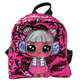 LITTLE GIRL SEQUIN BACKPACK-0