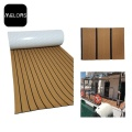 Synthetic Teak Decking Composite EVA Foam Sheets