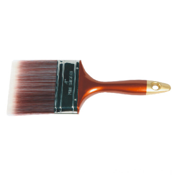 Plastic Handle Whit Paint Brush